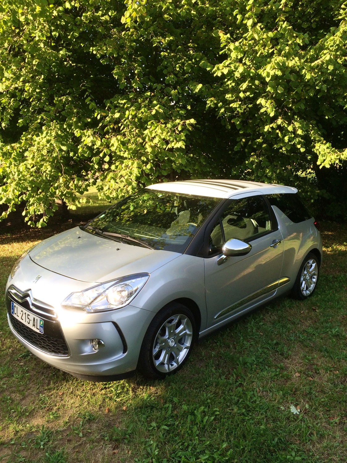 Citroën DS3 So Chic HDI 90 , 2012, Diesel