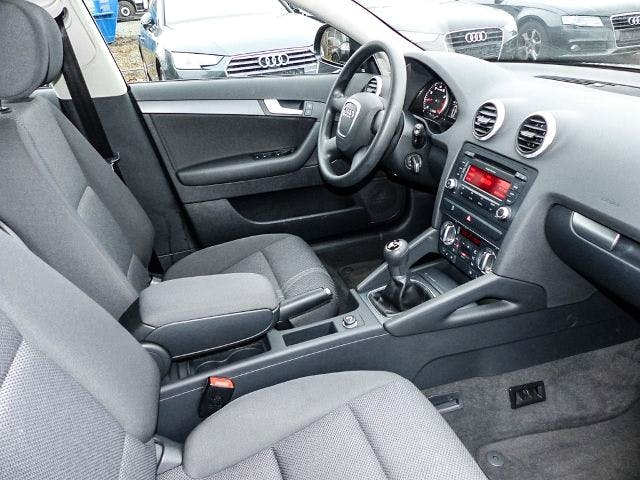 Audi A3 Sportback 1.6 mit CD-Player