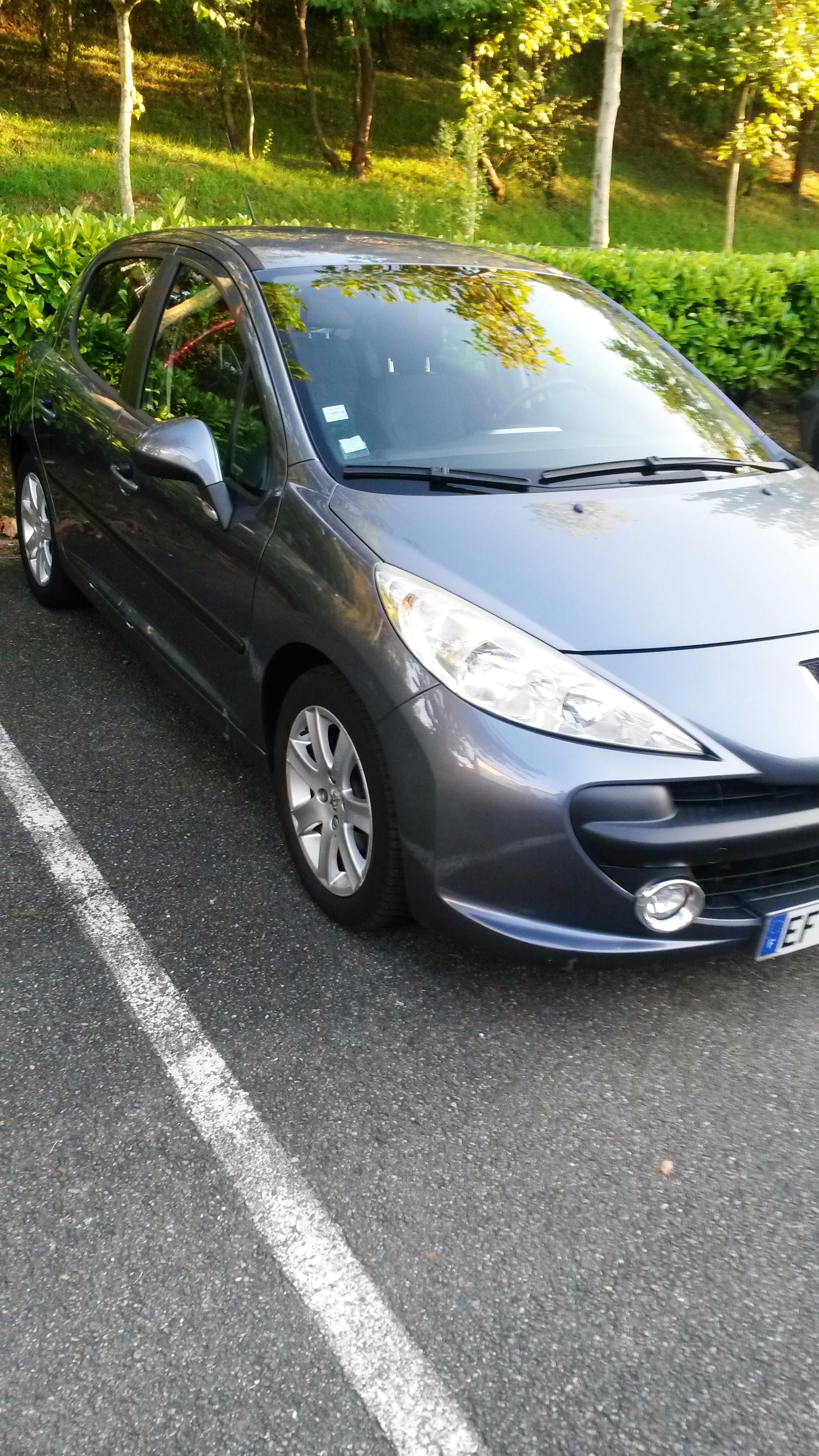 Peugeot 207 ACTIVE 1.6 avec Direction assistée