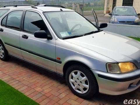 honda civic, 2001, Gasolina