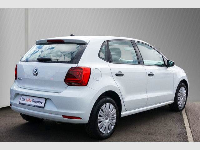 Volkswagen Polo 259 mit Audio-/iPod-Zugang