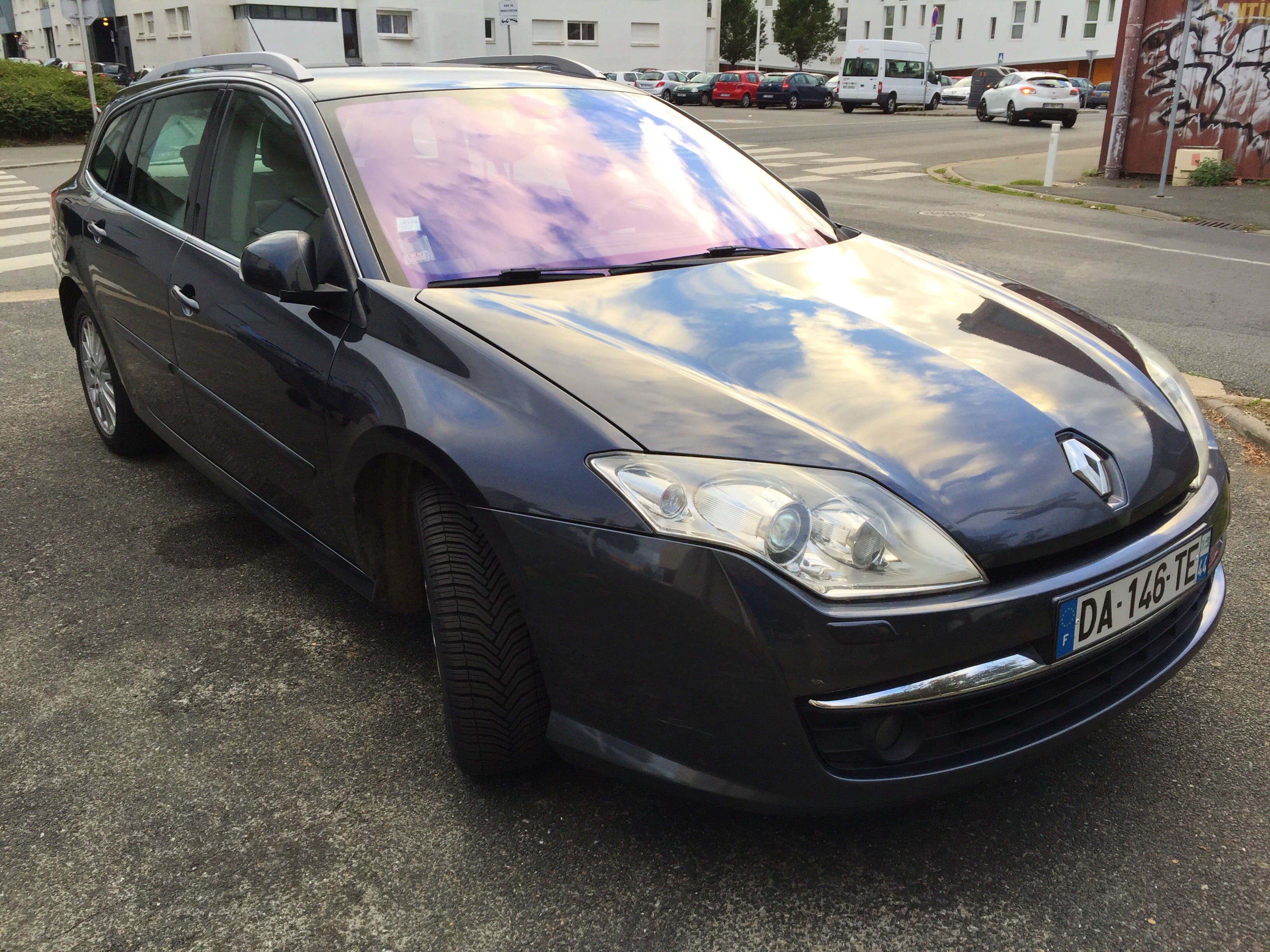 Renault Laguna Estate, 2008, Diesel, automatique