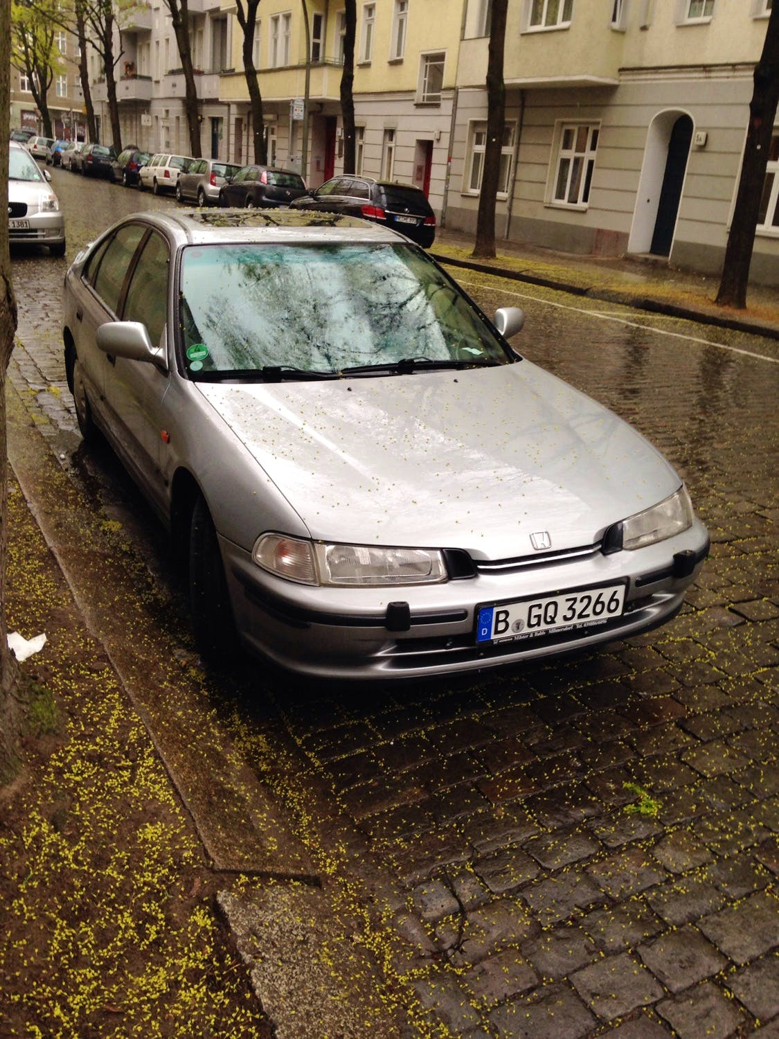 Honda Accord, 1996, Benzin