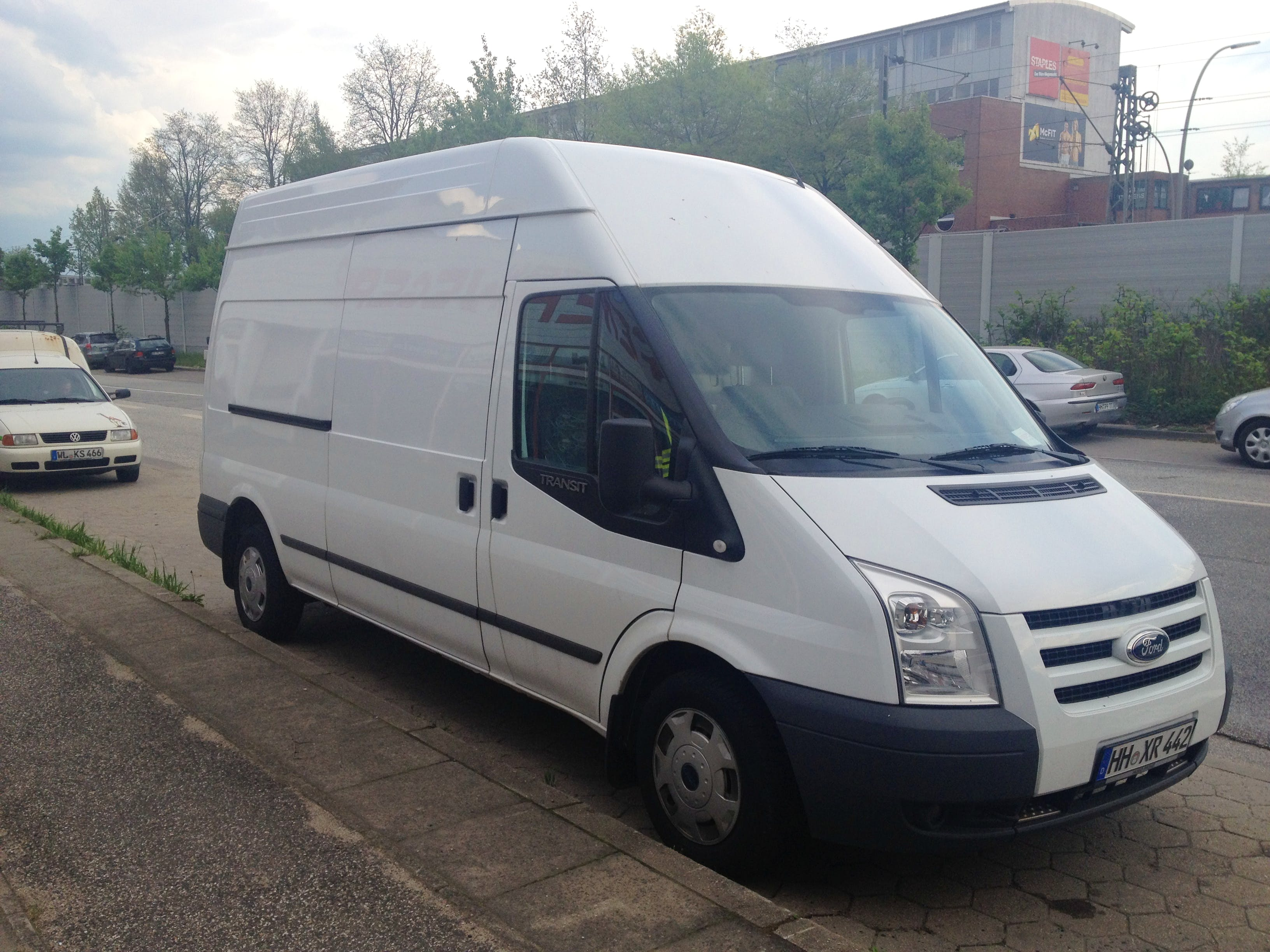 Ford Transit Connect L3H3, 2010, Diesel