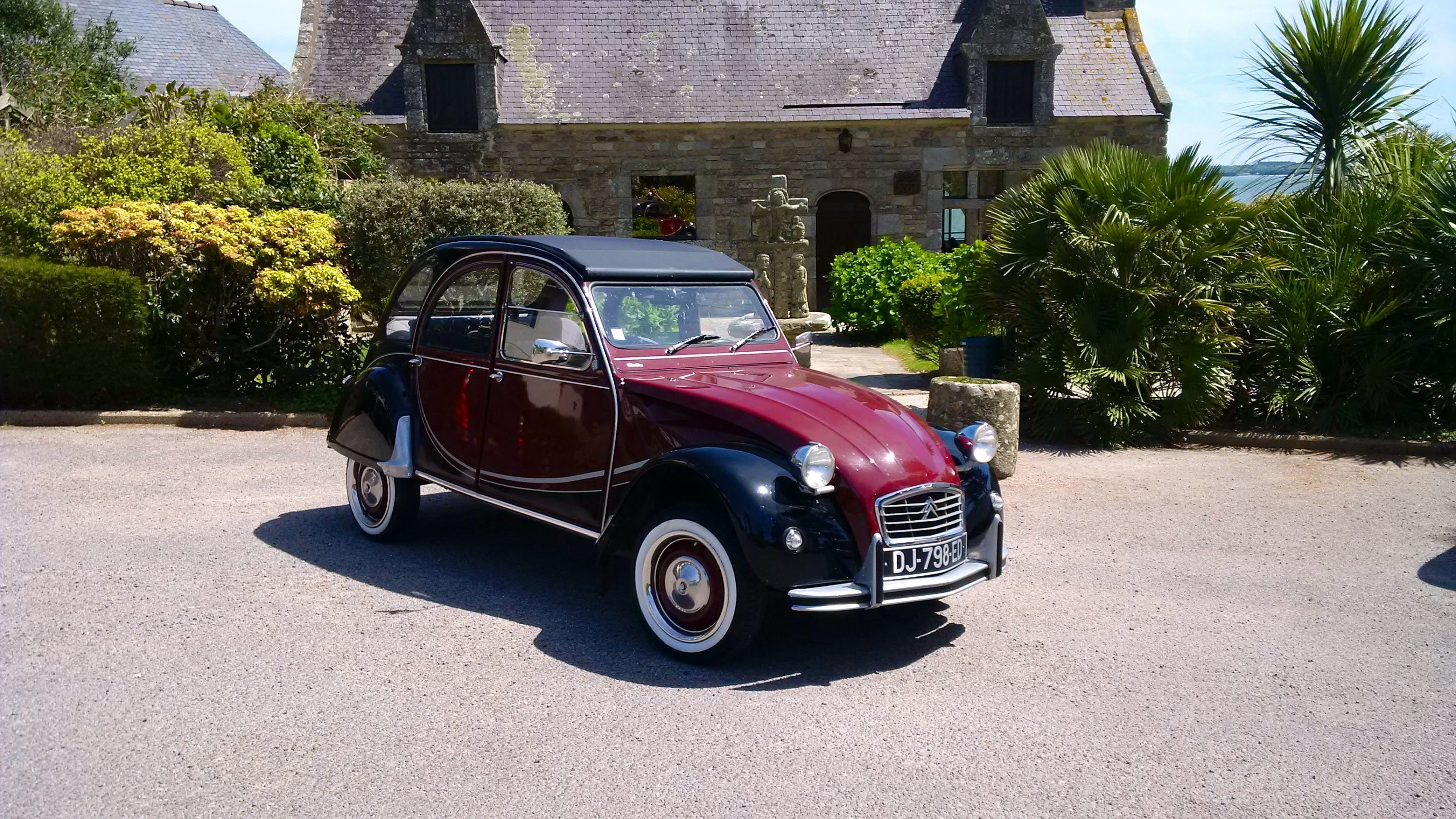 location citroen 2cv 1983  u00e0 mareil marly  mareil