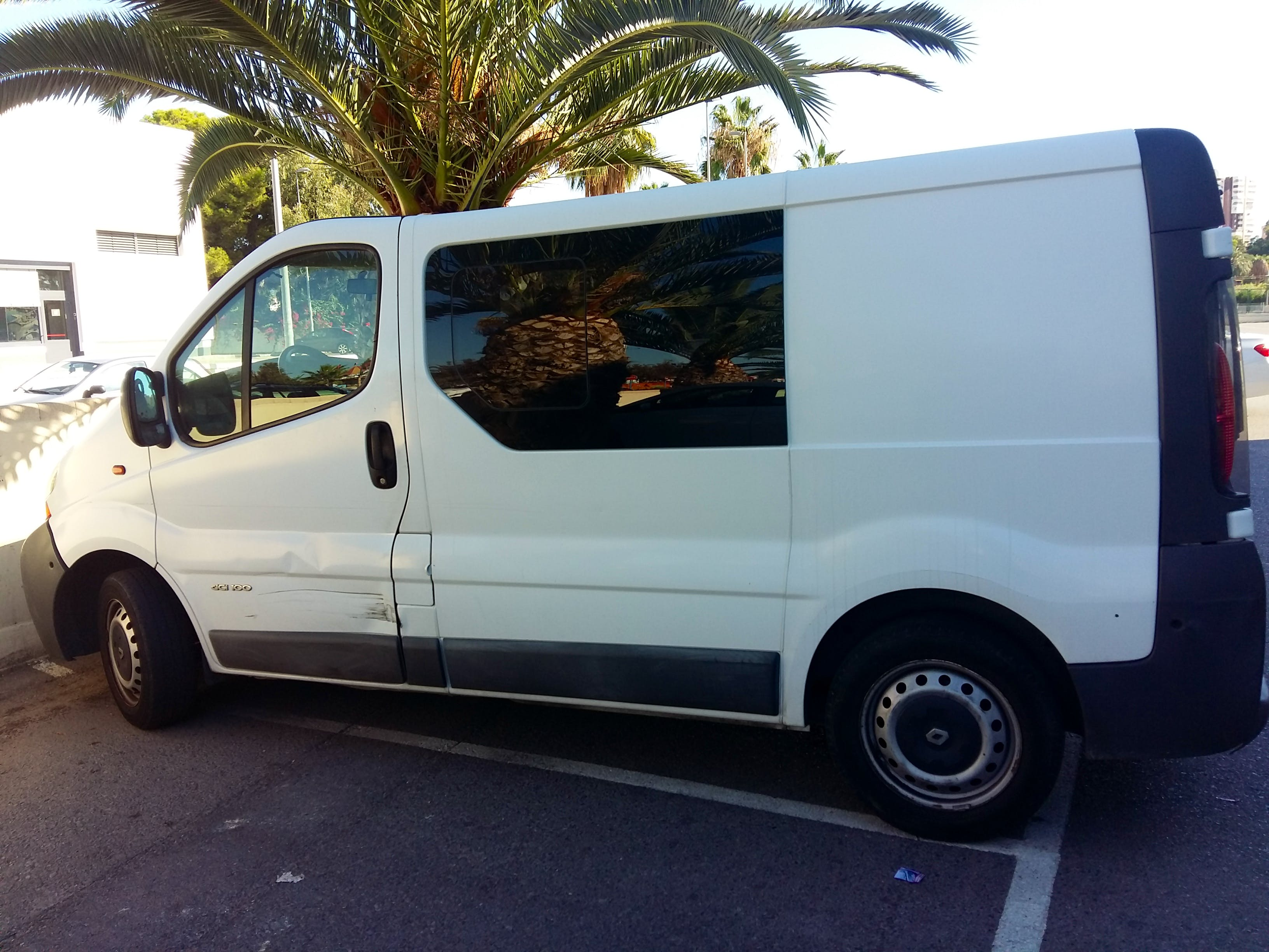 Renault Trafic DCI 100