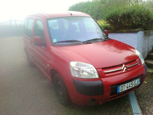 Citroen Berlingo, 2008, Essence