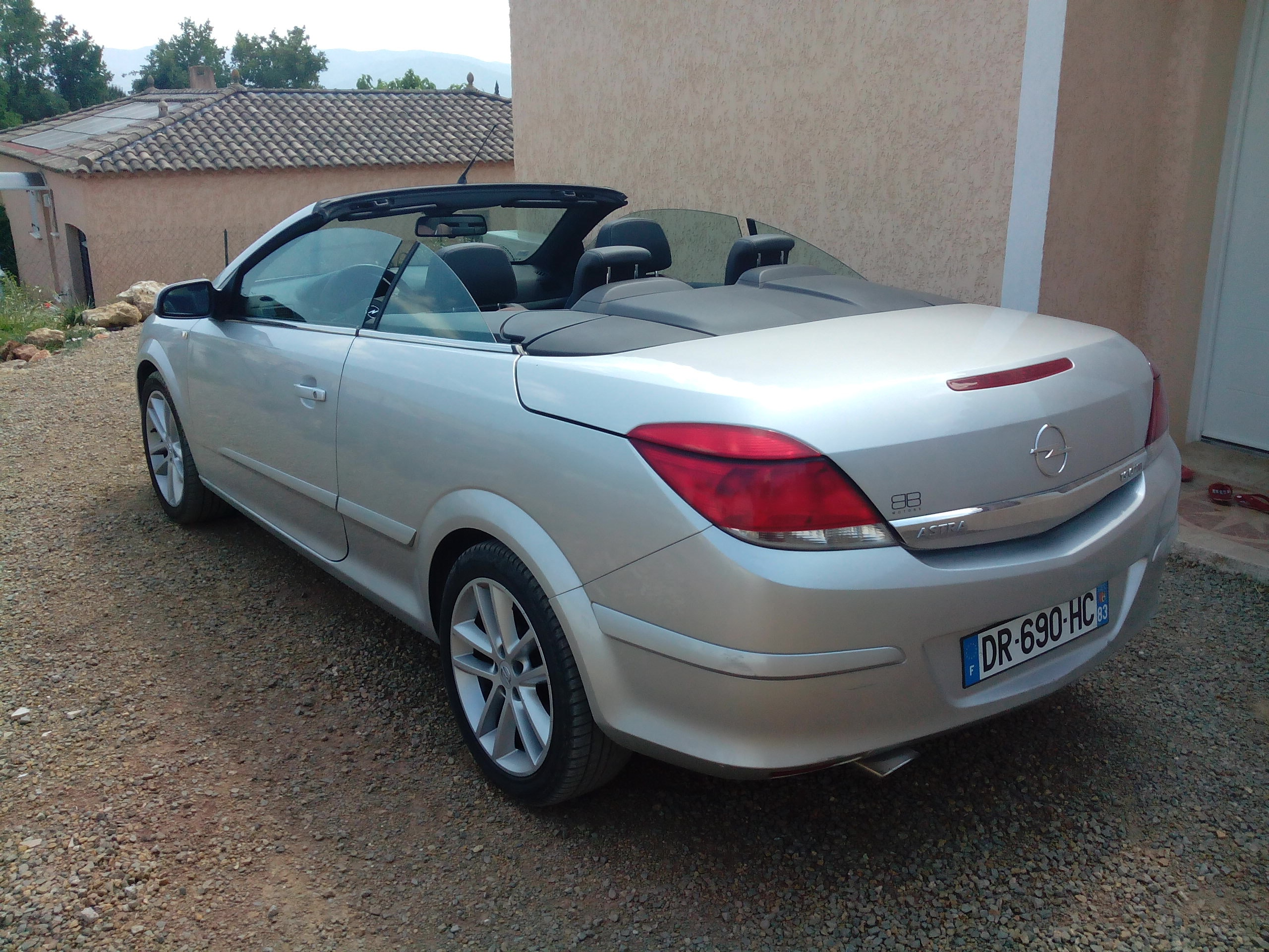 Opel astra twin top, 2007, Diesel