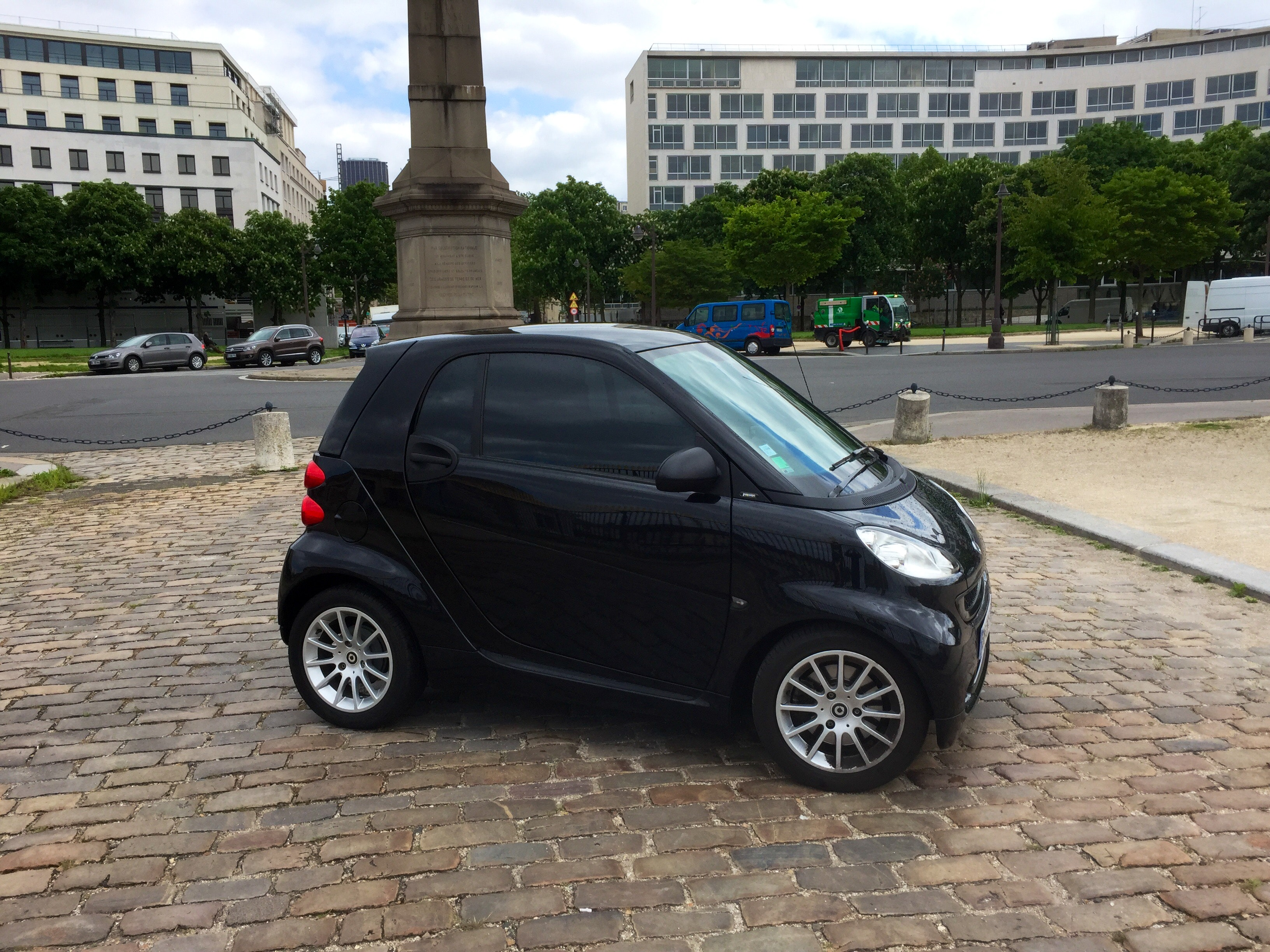 Smart Fortwo, 2011, Essence, automatique