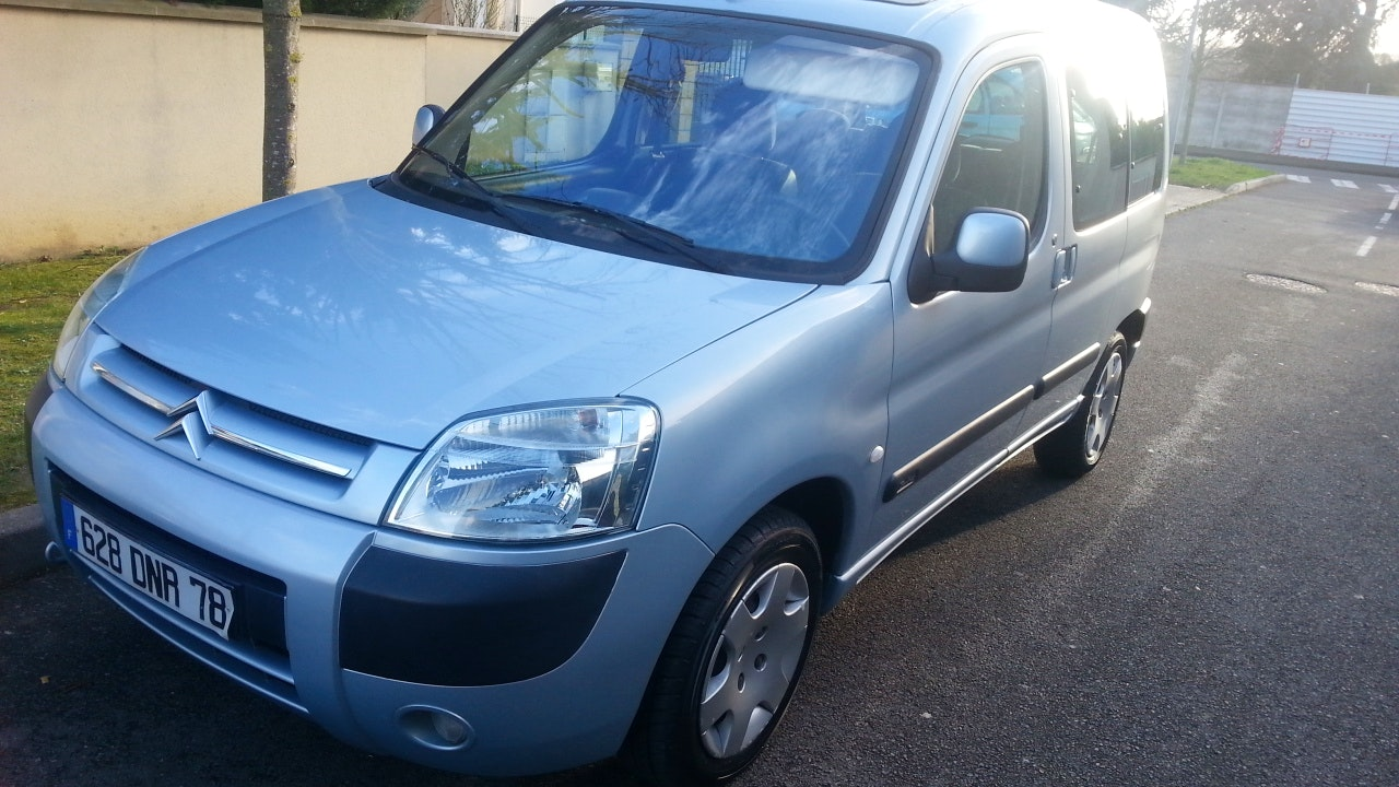 "Citroën  Berlingo Multispace 2.0 HDi 90   "" pack luxe"", 2003, Diesel"
