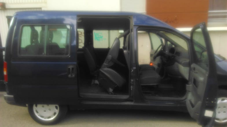 location minibus peugeot expert tepee 2001 9 places lyon 7 e arrondissement 112 rue jean vallier. Black Bedroom Furniture Sets. Home Design Ideas