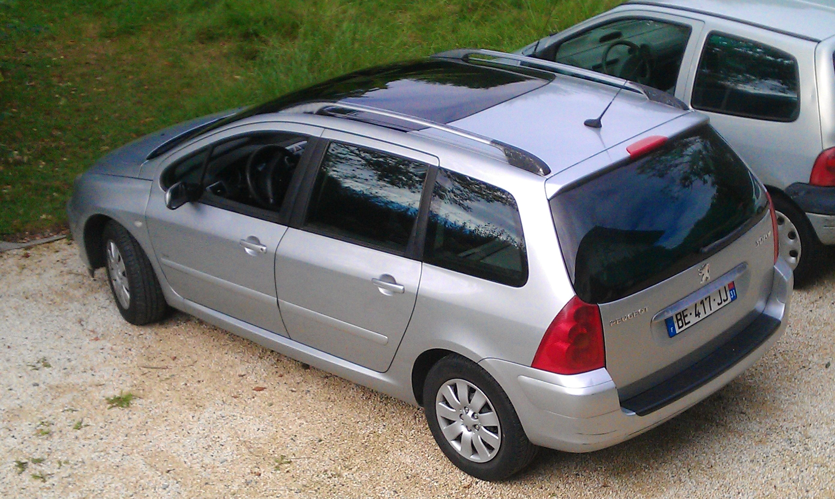 Peugeot Break 307 SW Diesel, 2004, Diesel