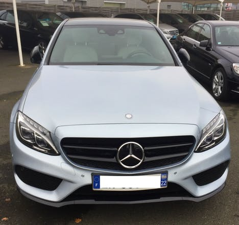 Location mercedes classe c 2014 diesel automatique brest for Ouibus interieur