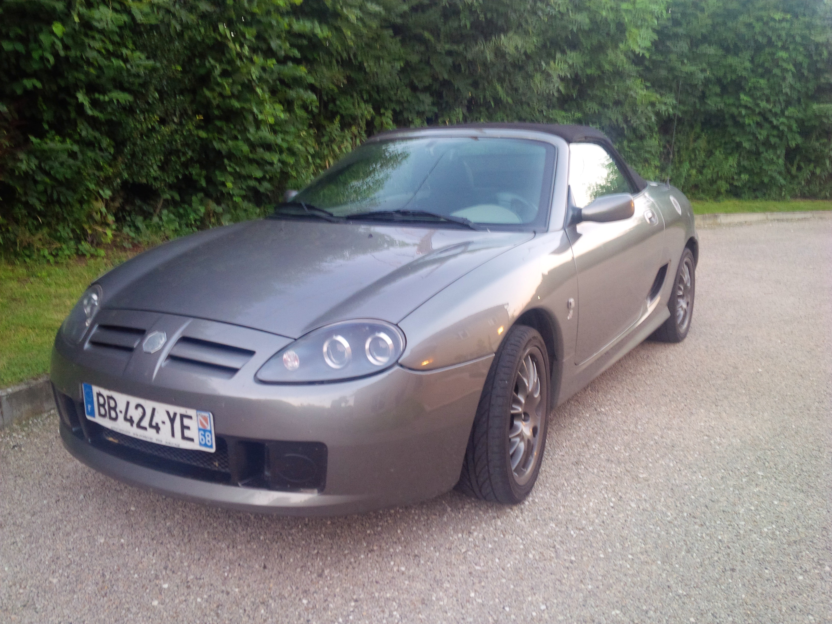 MG TF 136ch. , 2003, Essence