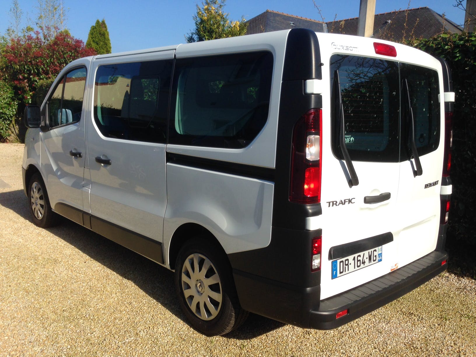 Renault Trafic Double Cabine  diesel