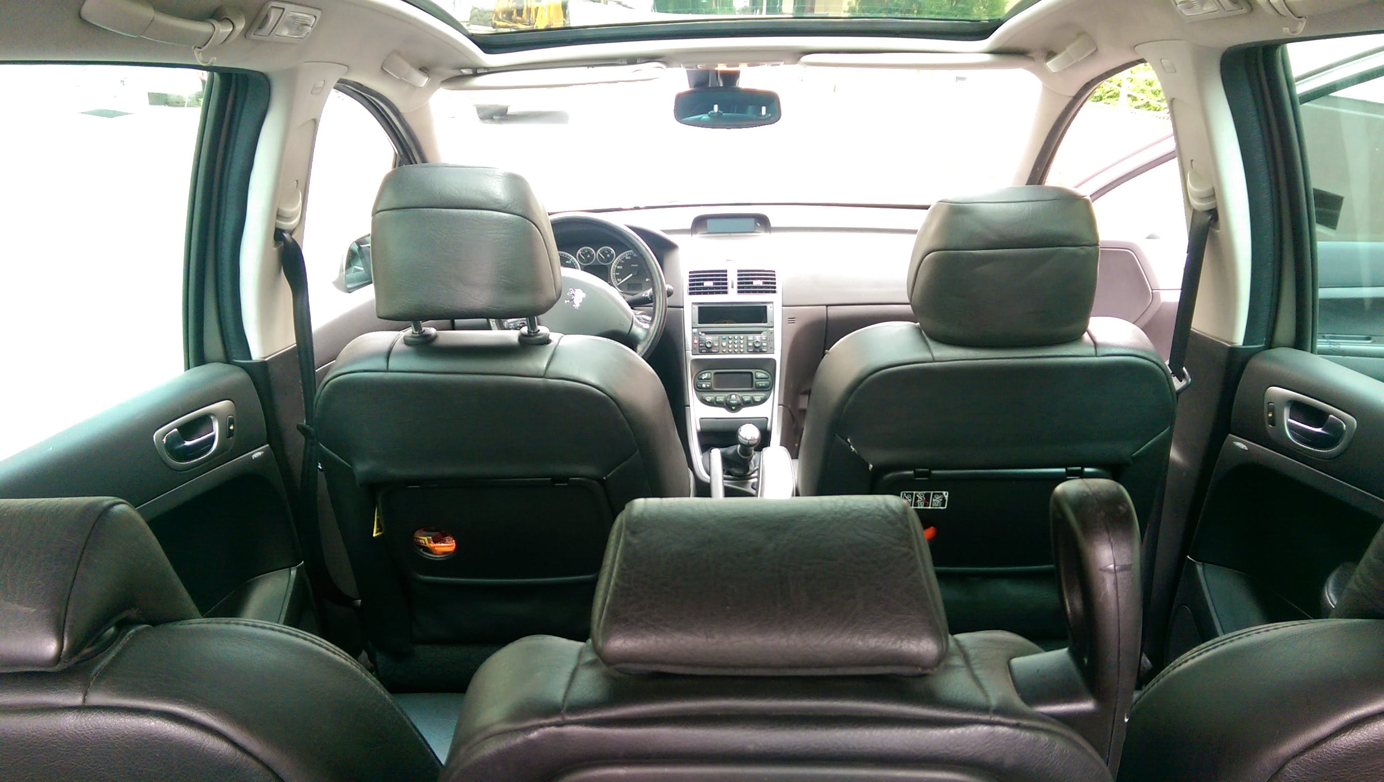 Peugeot 307 SW 2.0 HDi 110 PS mit CD-Player