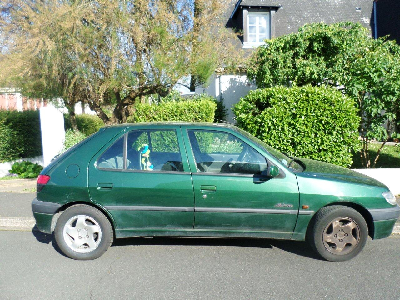 Peugeot 306, 1999, Essence, automatique