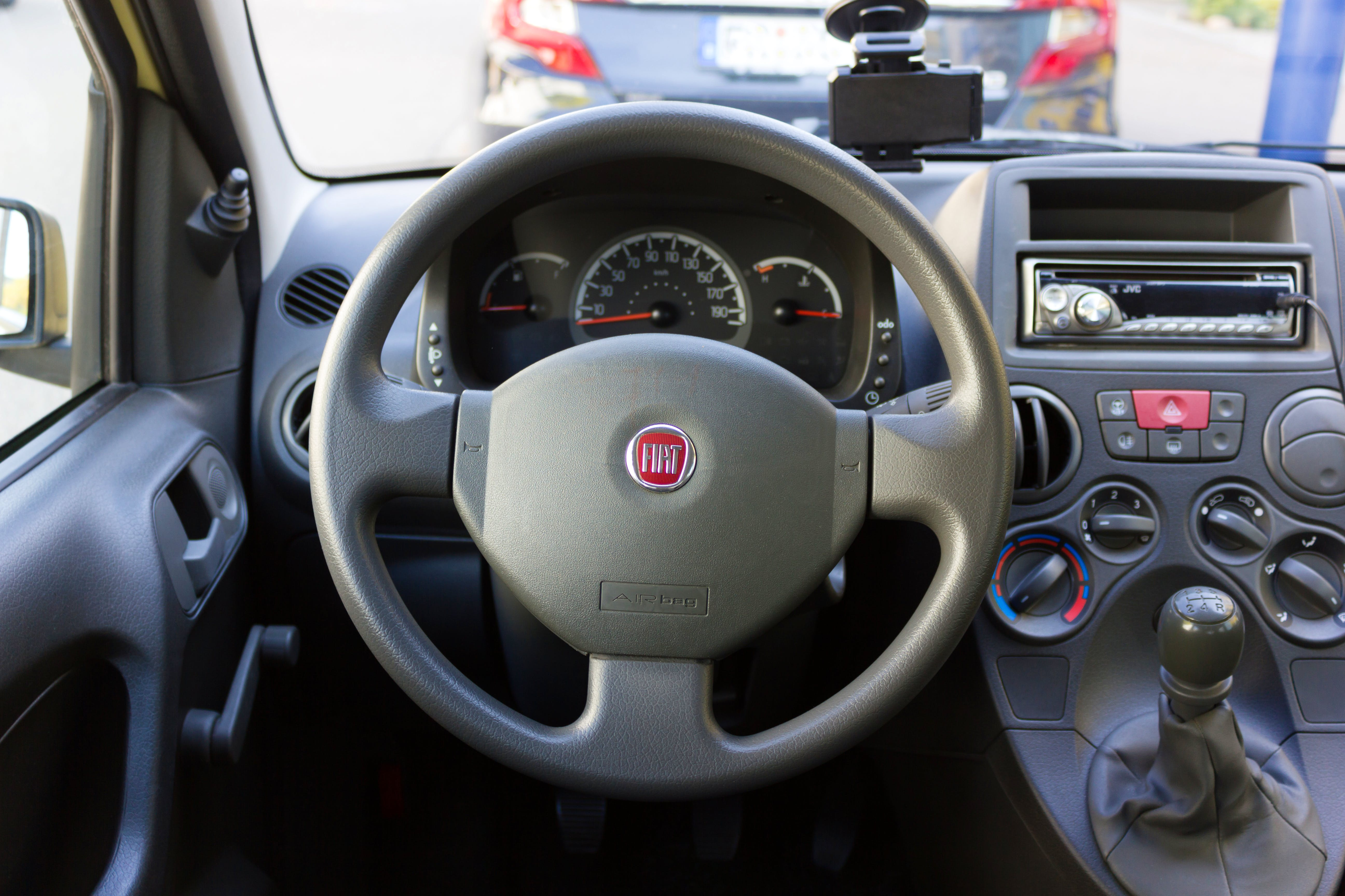 Fiat Panda 169 Active 1.1 mit CD-Player