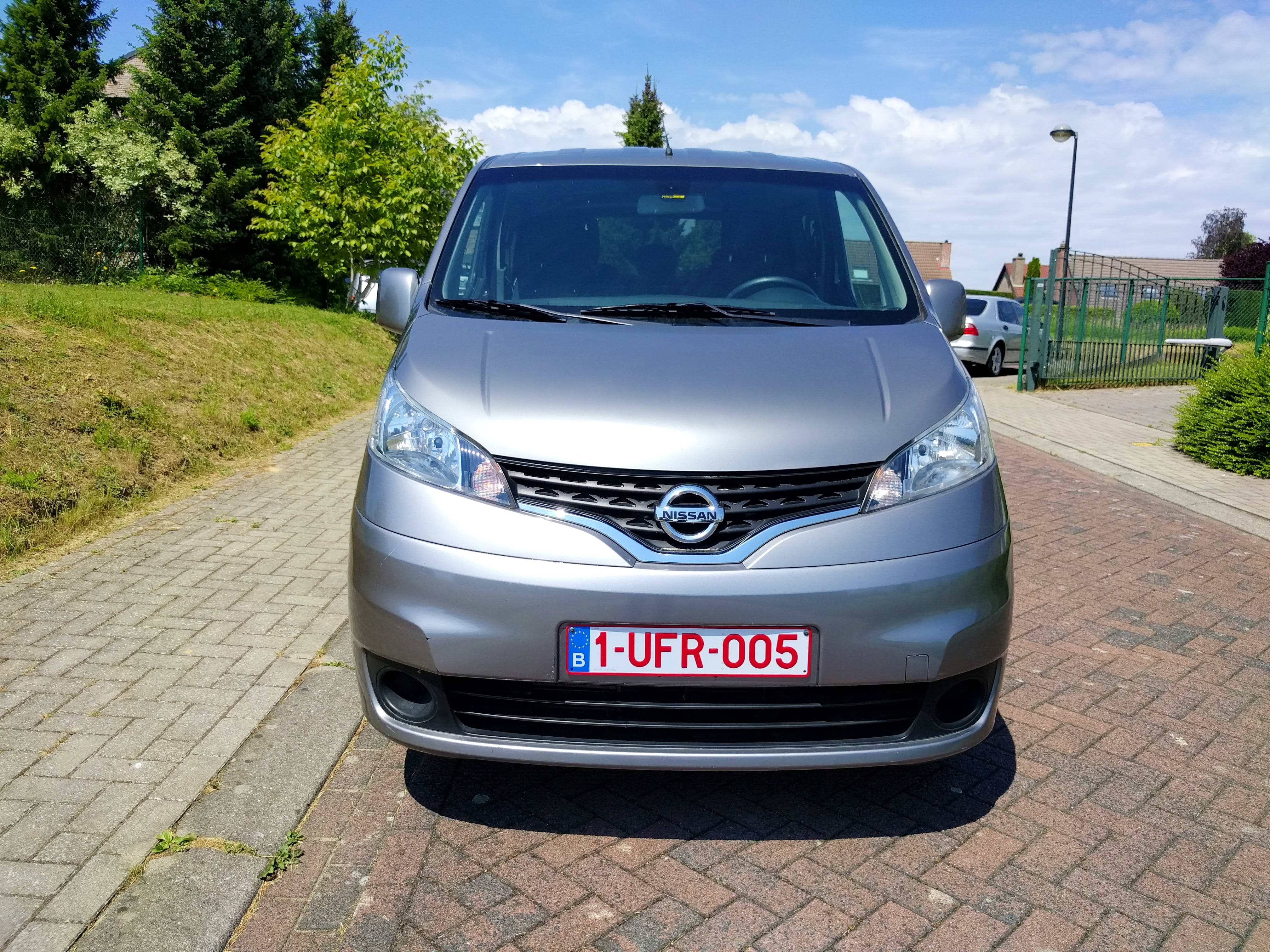 Nissan NV200 Combi - Luggage space will never be an issue., 2014, Diesel