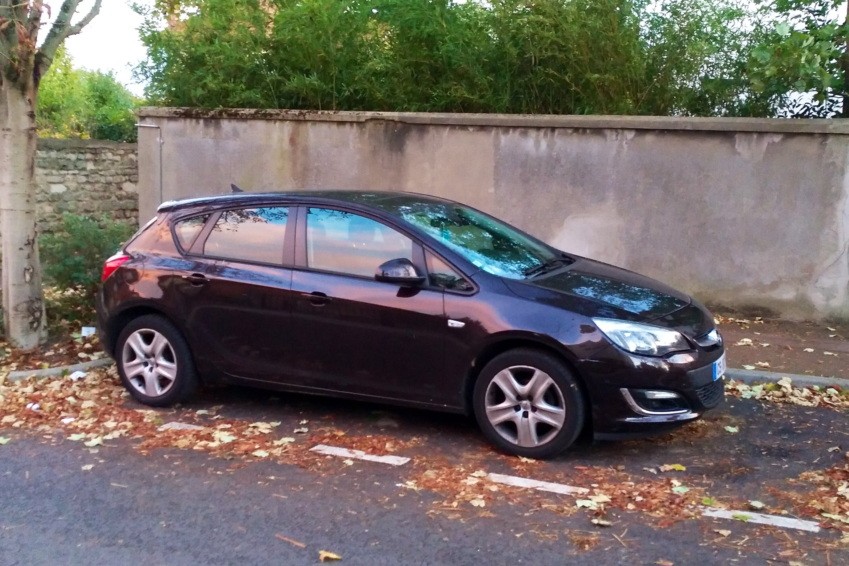 Opel Astra 1.4 Twinport 100 ch Edition avec Climatisation