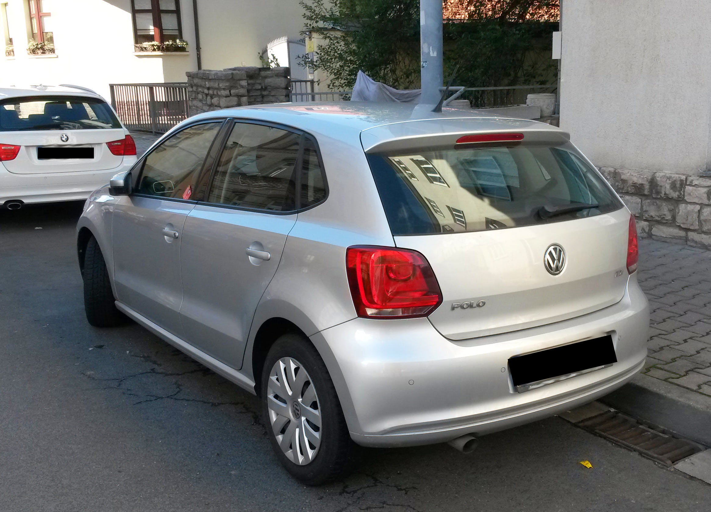 Volkswagen Polo mit CD-Player