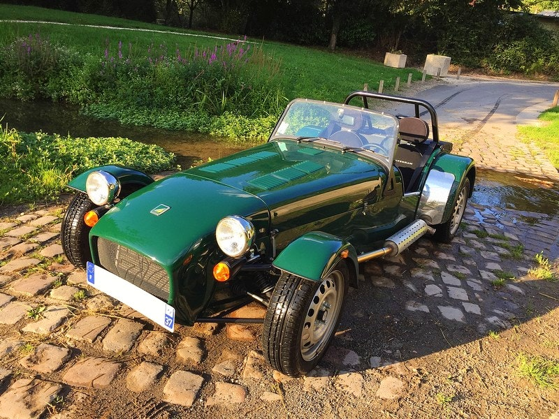 Caterham Seven 165, 2014, Essence