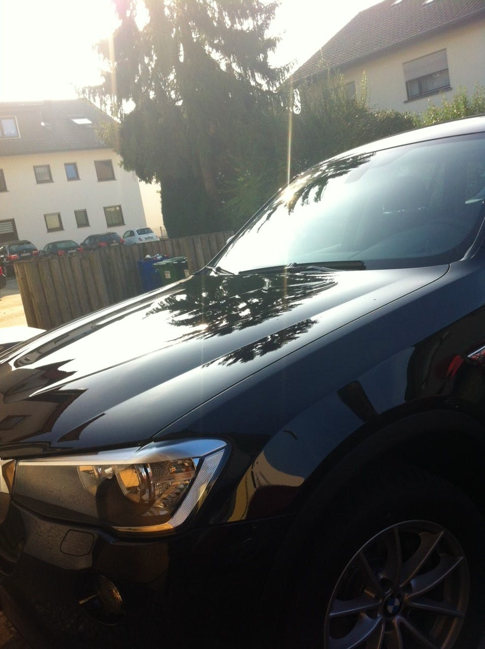 BMW X3 18d mit CD-Player