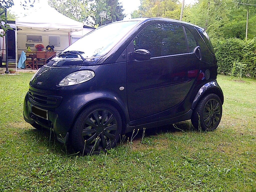 Smart Fortwo City Coupé, 1998, Essence, automatique