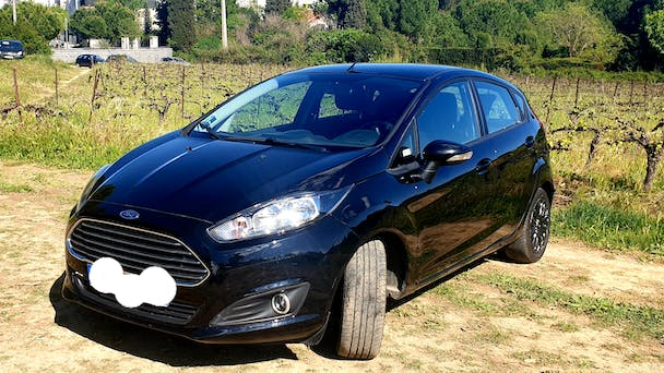 Ford Fiesta 1,5 TDCI (2015) avec Climatisation