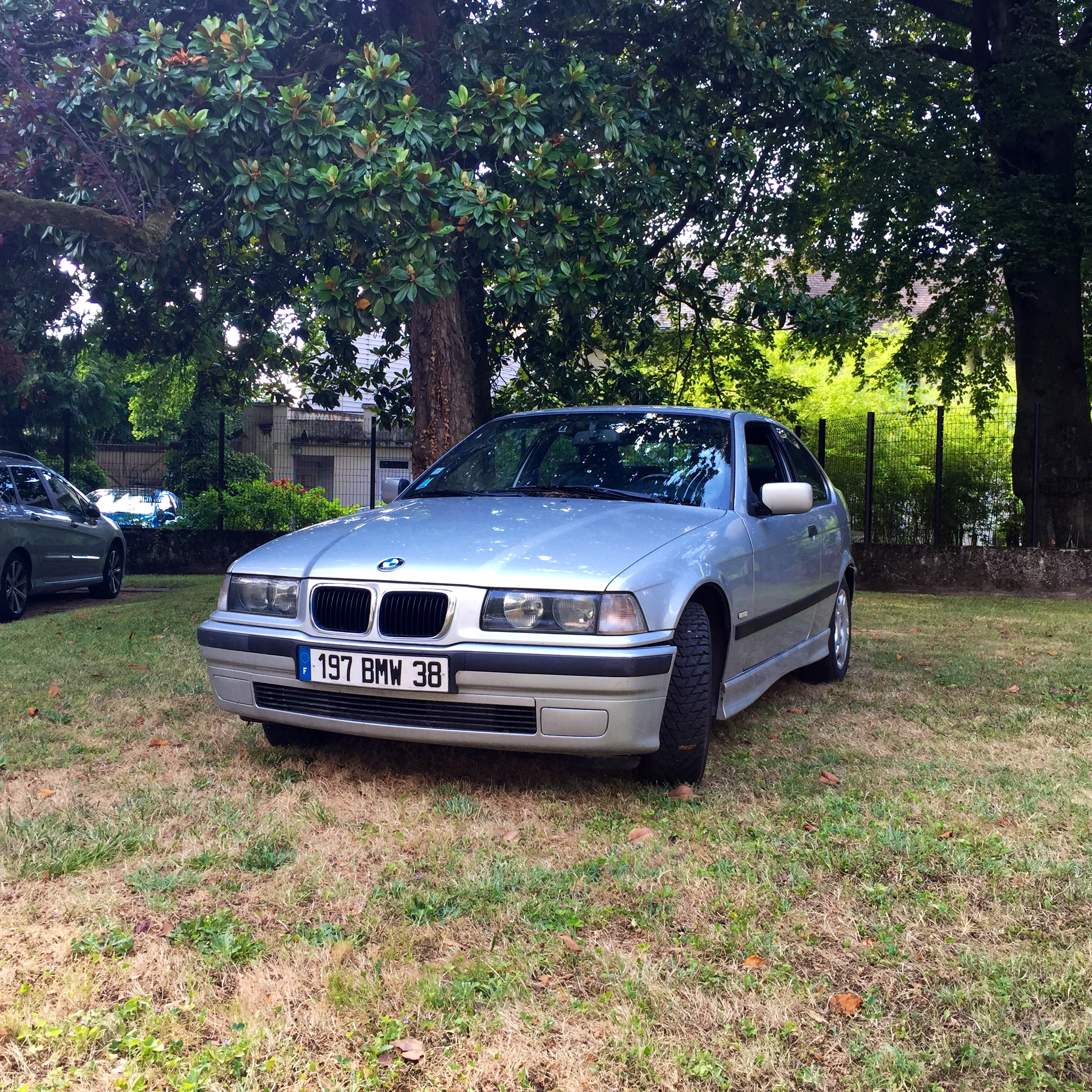 BMW 316, 2001, Essence - Berline Voiron (38)