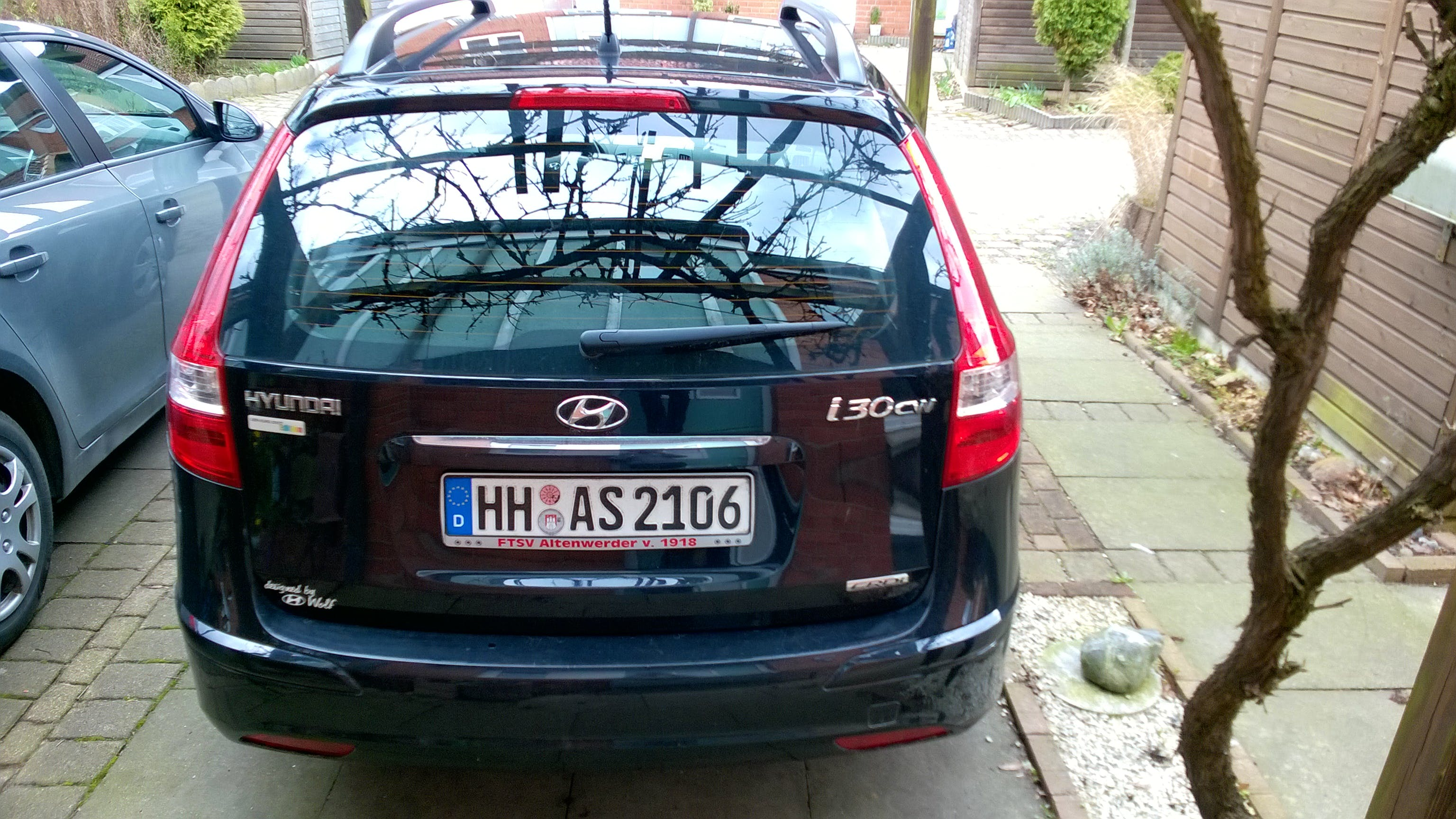 Hyundai i30 CW mit CD-Player