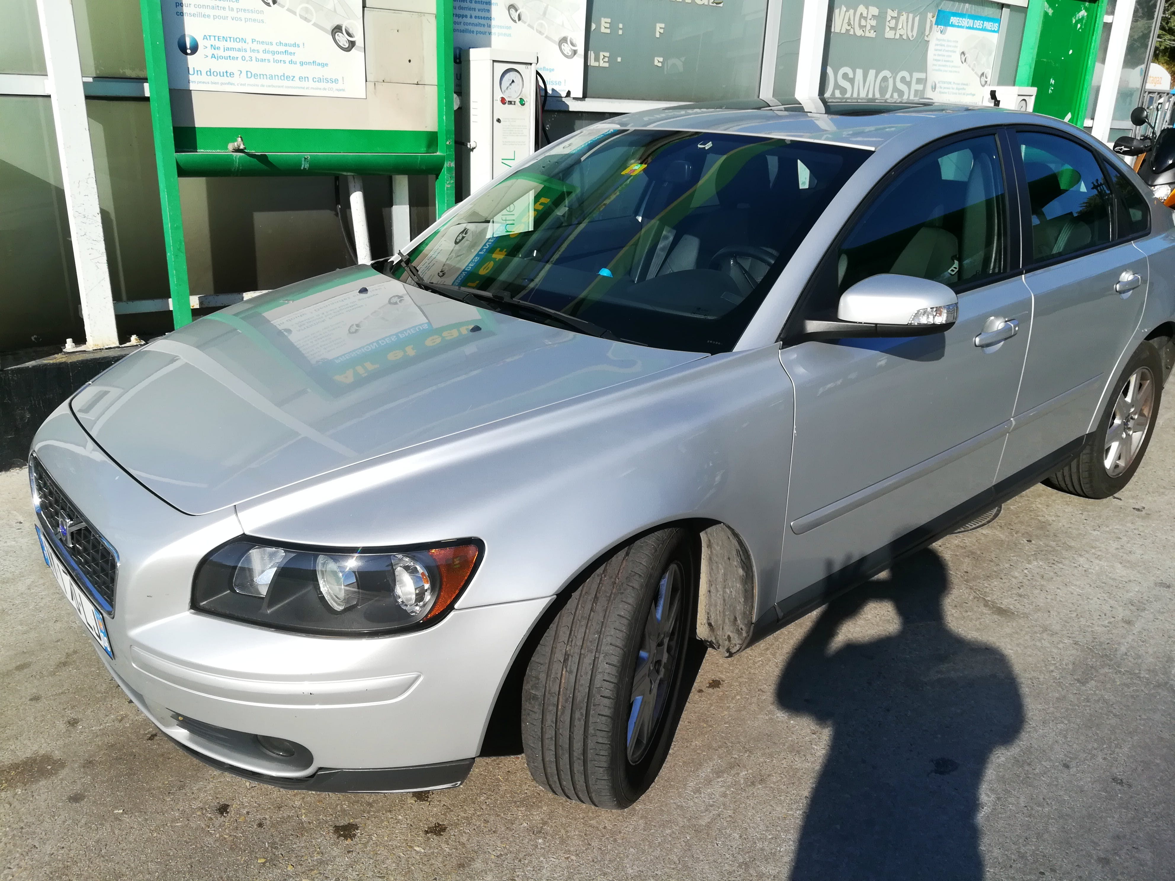 Volvo S40 2.4 - 140 Feeling, 2006, Essence, automatique
