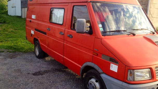 iveco Daily 35/10, 1993, Diesel, 6 places