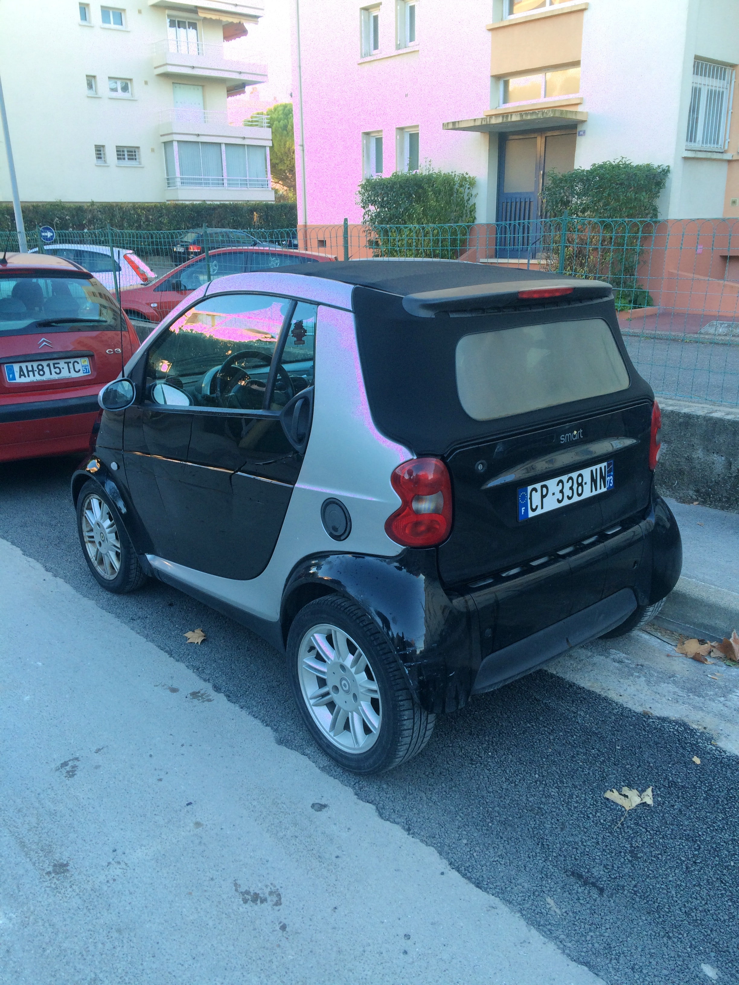 Smart For Two , 2003, Diesel, automatique - Citadine Montpellier (34)