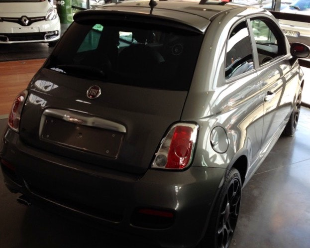 Fiat 500S, 2015, Essence - Citadine Paris (75)