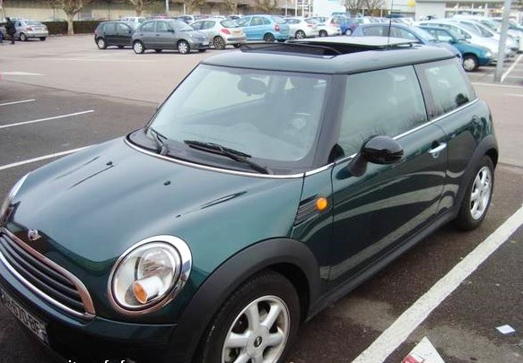 Mini Cooper, 2001, Essence - Mini-citadine Paris (75)
