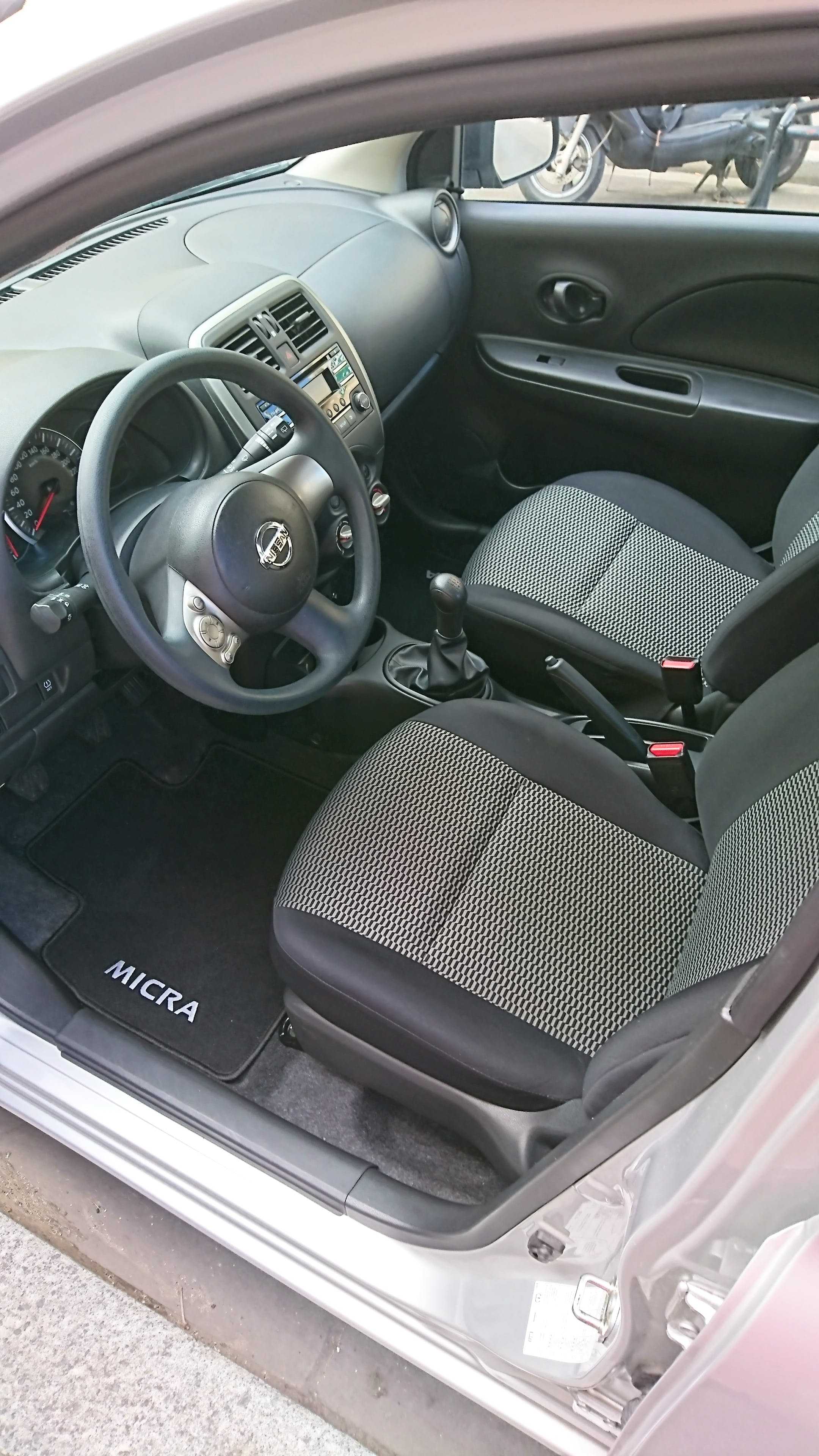 Nissan Micra 2016 5p (Clim, USB, Bluetooth,...) GRENELLE #af