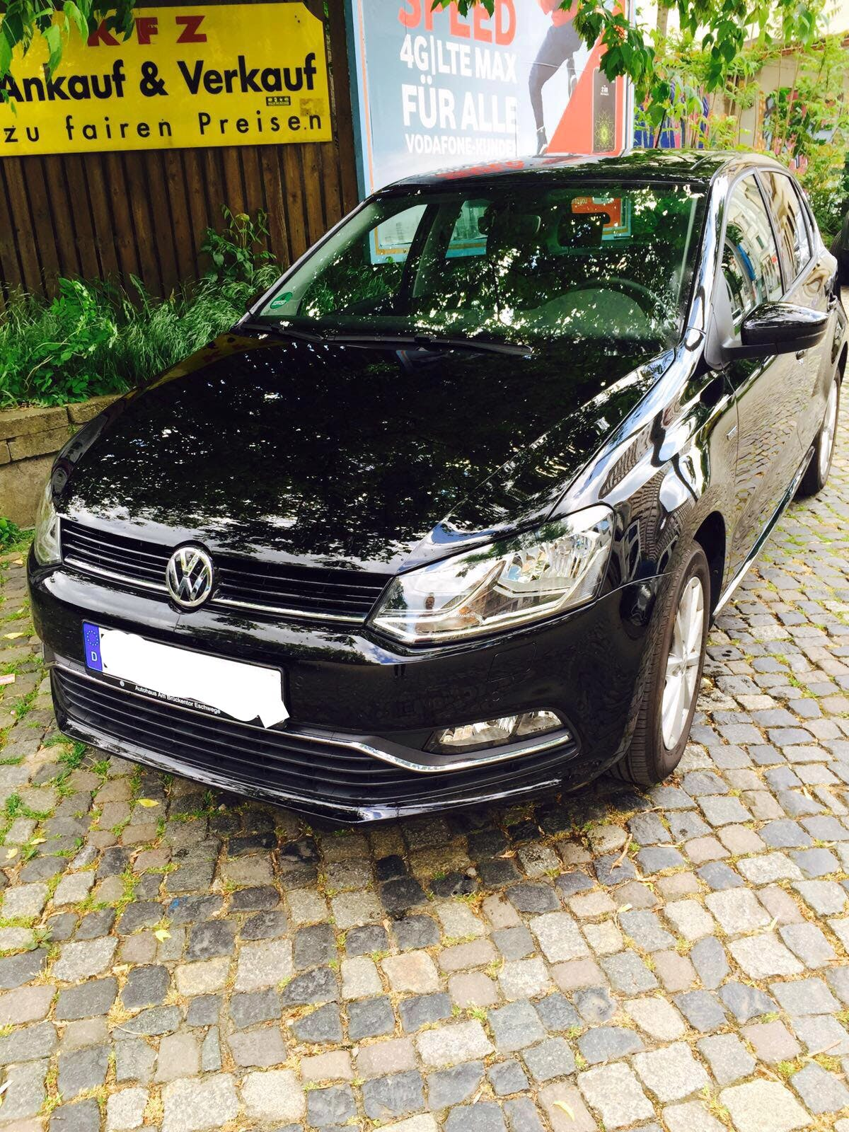 Volkswagen Polo 1.4 TSI bluemotion, 2015, Benzin