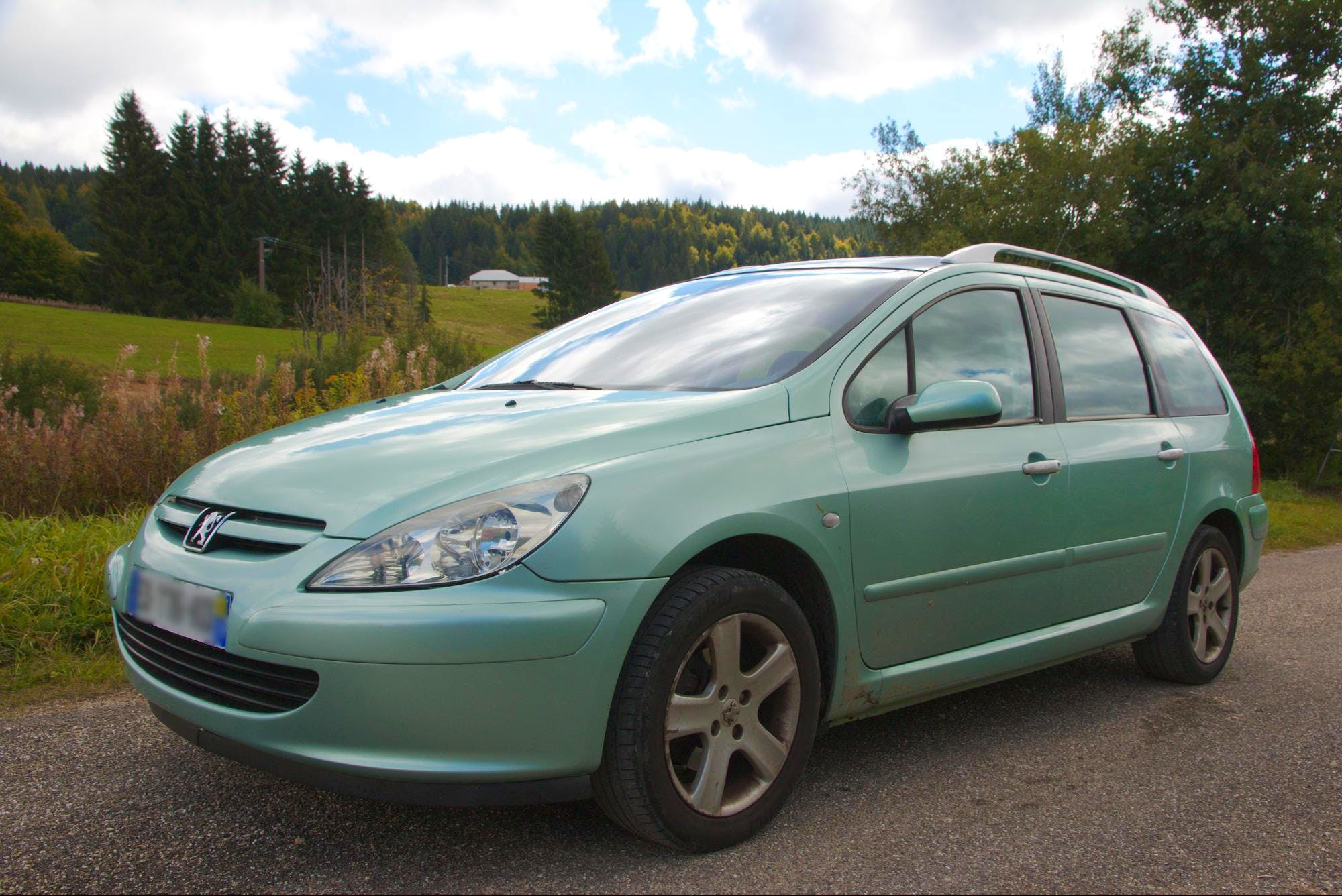 Peugeot 307 SW 2.0 HDi toit panoramique, 2002, Diesel