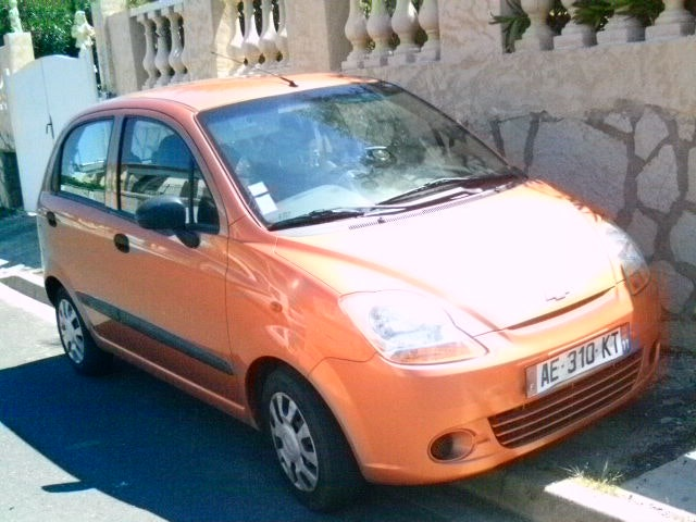 chevrolet matiz, 2006, Essence