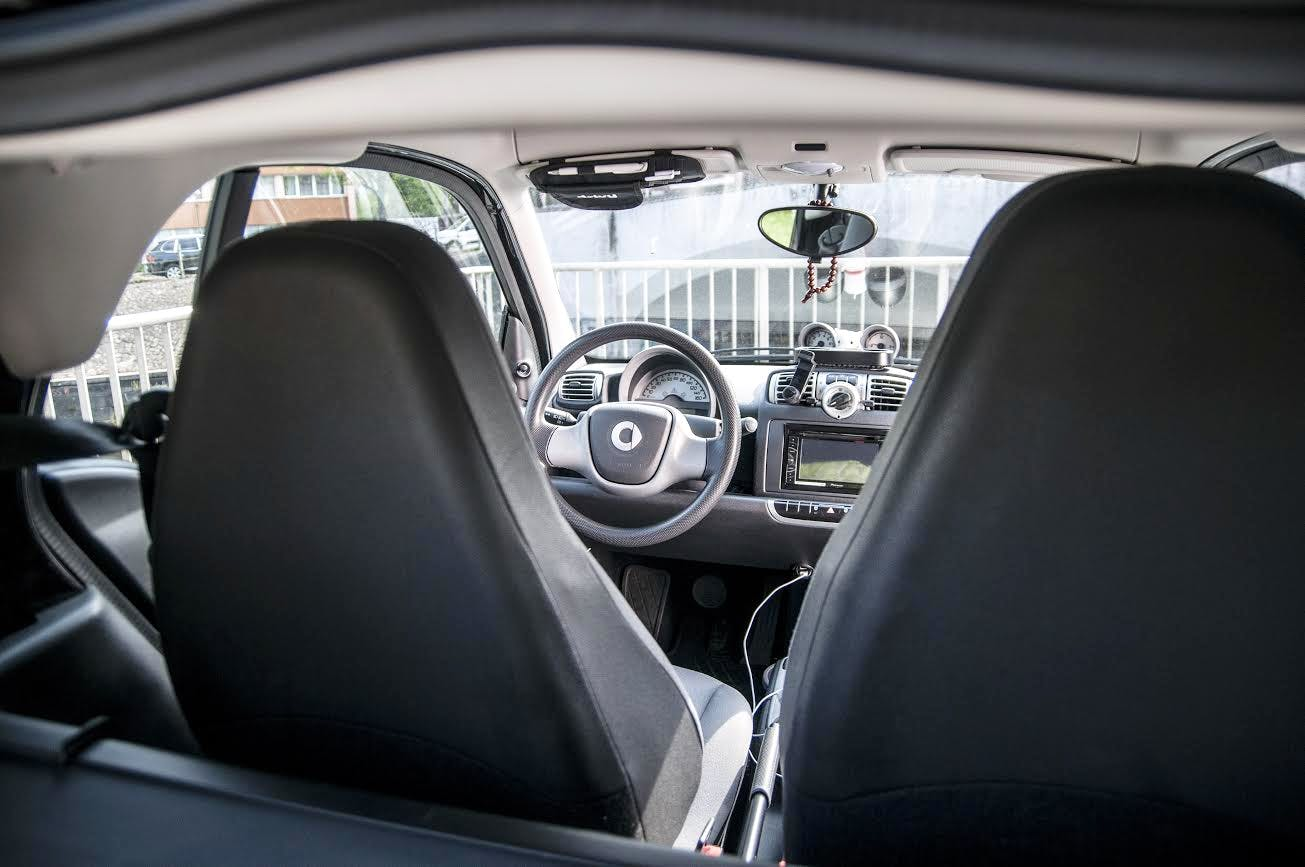Smart Fortwo Coupé mhd mit Klimaanlage/AC
