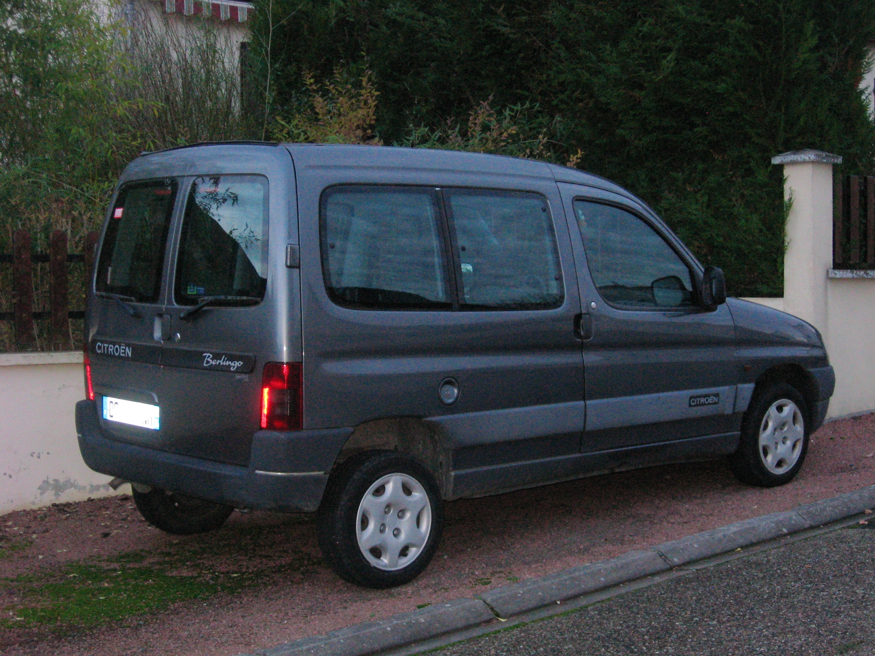 Citroën Berlingo Break, 1997, Diesel