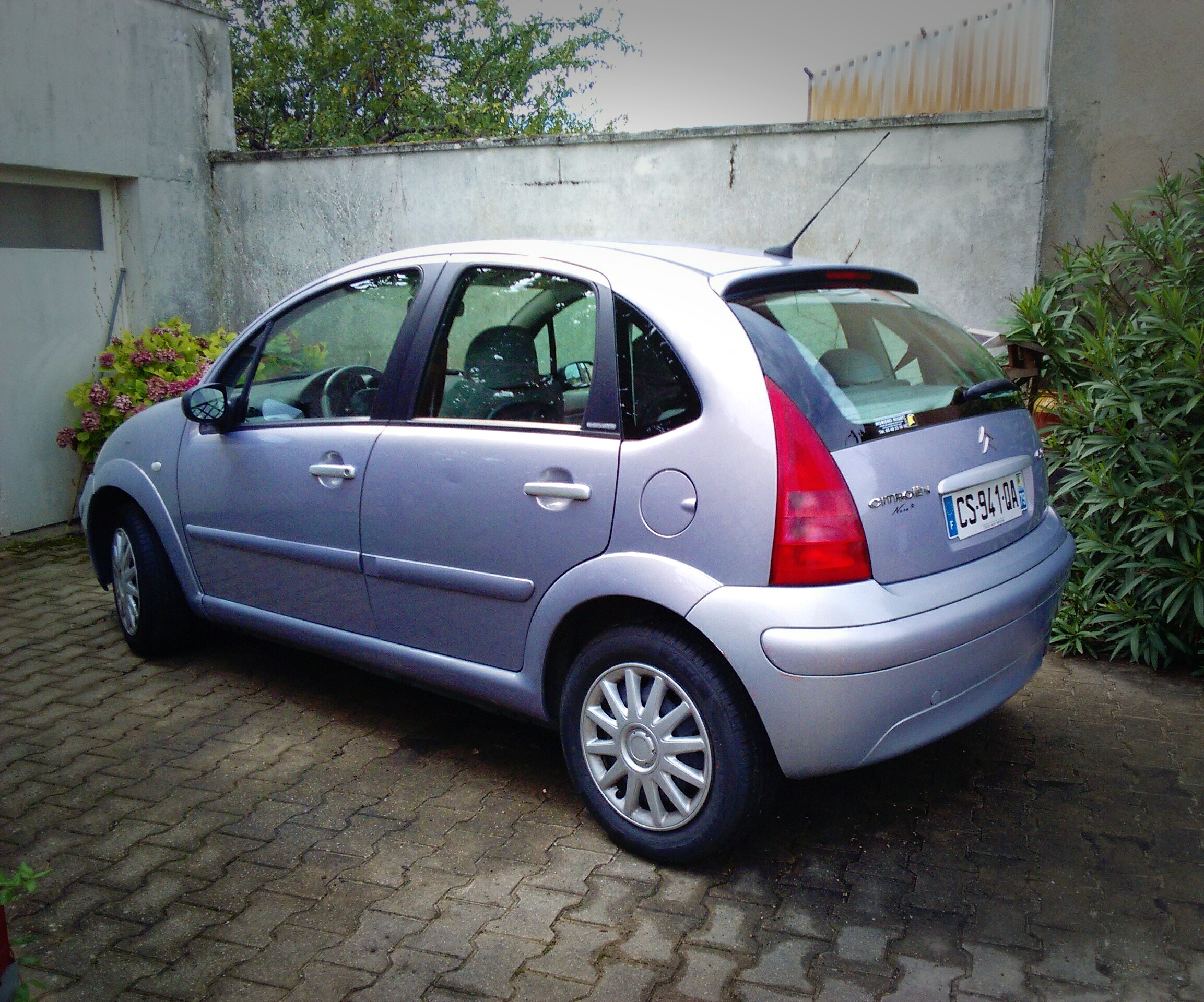 CITROEN C3 exclusive essence', 2003, Essence