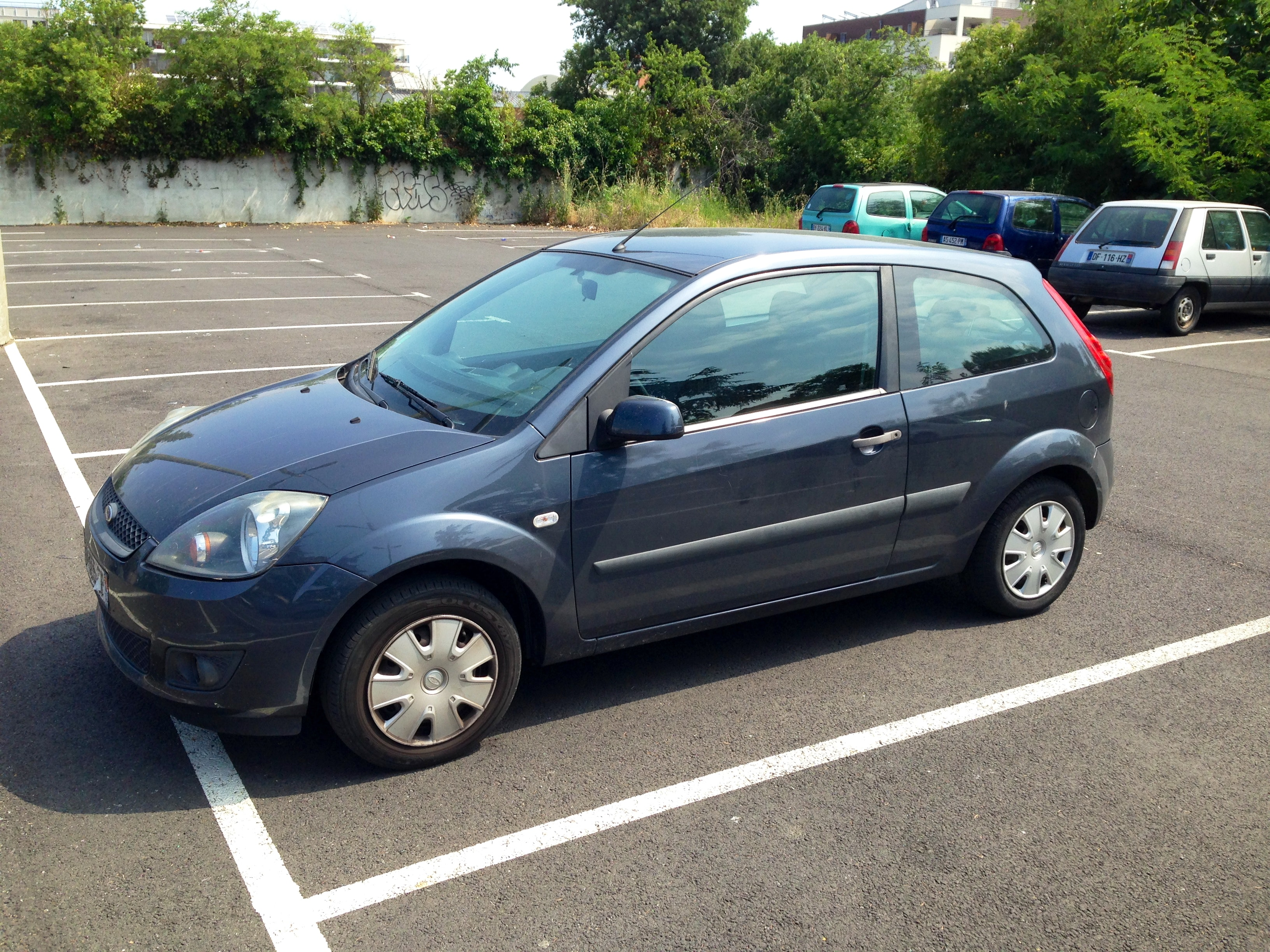 Ford Fiesta 5, 2007, Essence