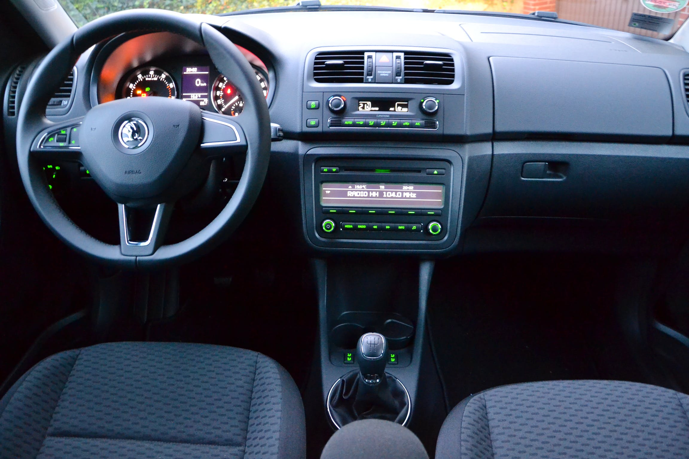 Skoda Roomster 1.2 TSI mit CD-Player