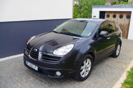 subaru B9 TRIBECA, 2007, Essence, automatique, 7 places