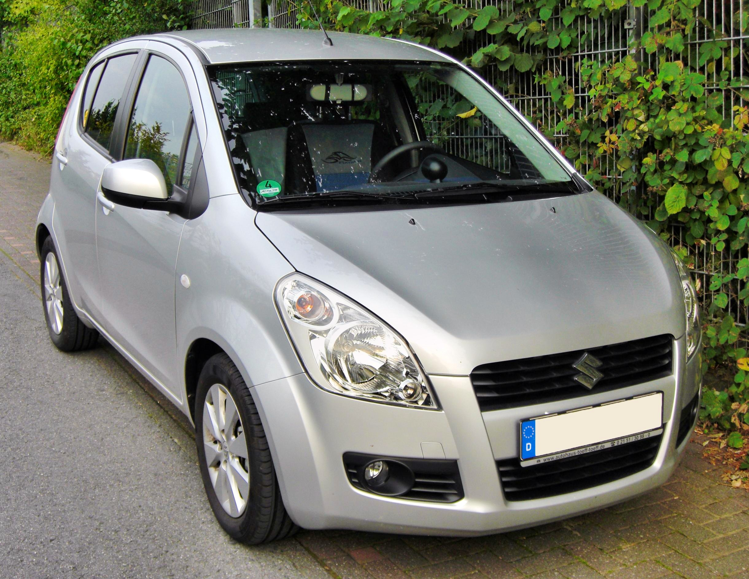 SUZUKI SWIFT, 2010, Essence - Citadine Montpellier (34)