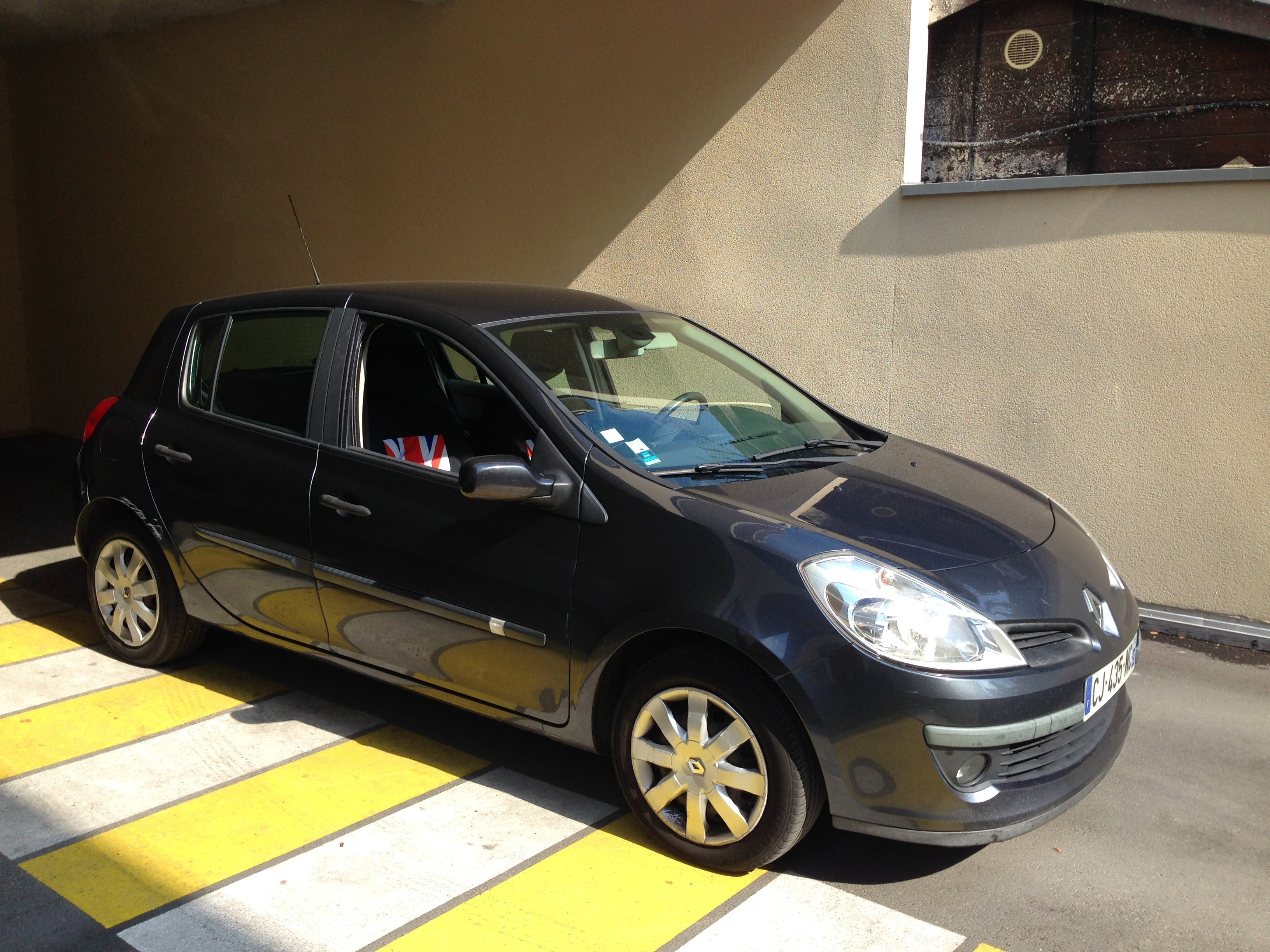 renault Clio III confort Expression 98chx, 2006, Essence