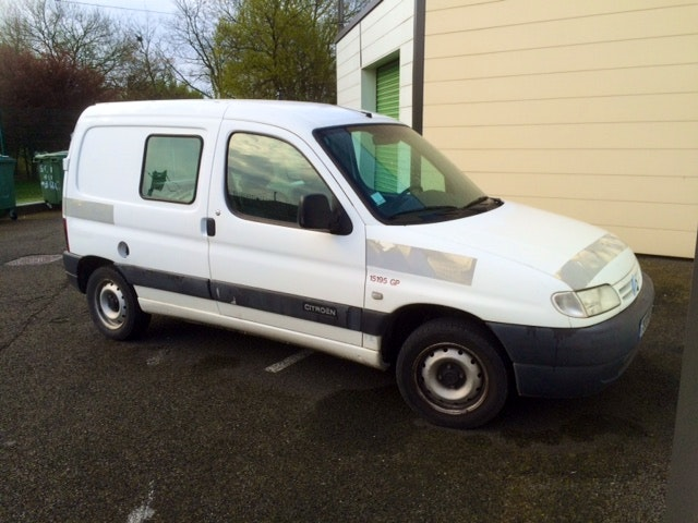 Citroen Berlingo, 2003, GPL