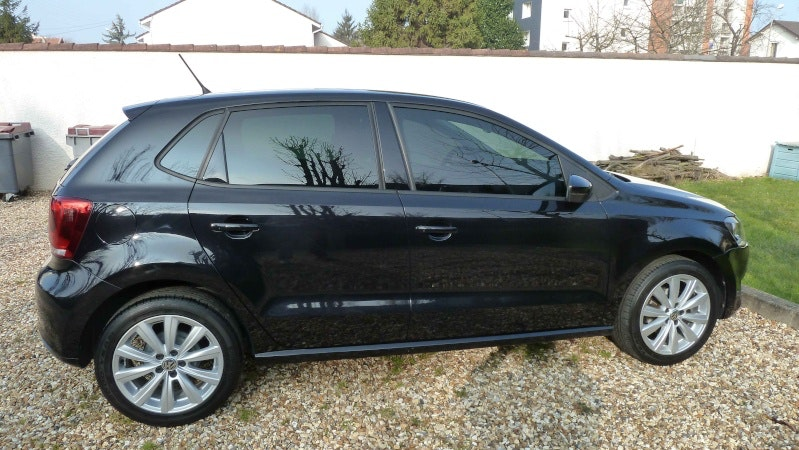 Volkswagen Polo 1.2 70 confortline, 2011, Essence